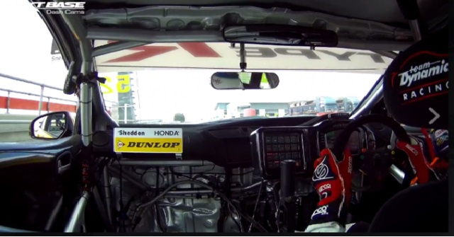 Test lap at Donington filmed on the brand new Nextbase 312GW!