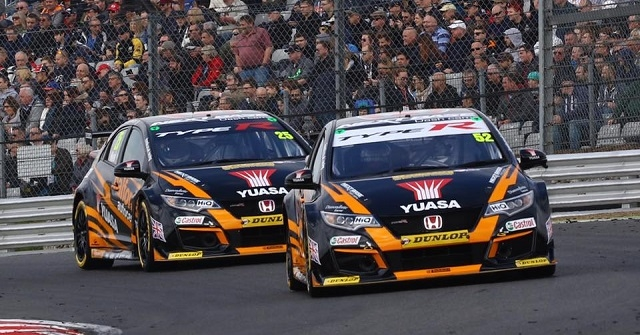 2017 BTCC WITH NEXTBASE UK